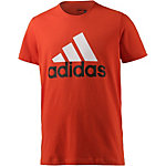 adidas Essentials T-Shirt Herren rot