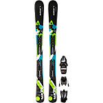 Elan Maxx Quick Shift All-Mountain Ski Kinder schwarz/grün