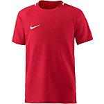 Nike Academy Funktionsshirt Kinder rot/weiß