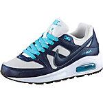 Nike Air Max Command Sneaker Mädchen weiß/blau