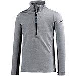 Nike Funktionsshirt Mädchen grau