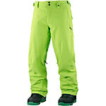 Zimtstern Typerz Snowboardhose Herren grün