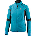 Odlo Frequency 2.0 Softshelljacke Damen blau