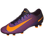 Nike Mercurial Veloce III Fußballschuhe Herren lila / orange