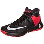 Nike KD Trey 5 IV Basketballschuhe Herren rot / grau