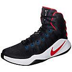 Nike Hyperdunk 2016 High Basketballschuhe Herren dunkelblau / rot