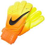 Nike Goalkeeper Premier SGT Torwarthandschuhe Herren orange / gelb