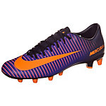 Nike Mercurial Victory VI Fußballschuhe Herren lila / orange