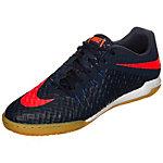 Nike Hypervenom X Finale Fußballschuhe Herren dunkelblau / neonrot