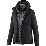 KJUS Tree Ring Daunenjacke Damen schwarz