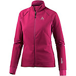 Odlo Frequency 2.0 Softshelljacke Damen weinrot