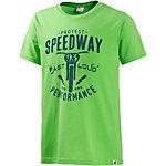 Protest T-Shirt Jungen grün