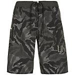 Reebok CrossFit Super Nasty Core Camo Shorts Herren schwarz