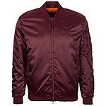 adidas MA-1 Superstar Bomberjacke Herren bordeaux / orange