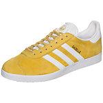 adidas Gazelle Sneaker gelb / weiß