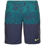 Nike Dry Squad GX Fußballshorts Herren dunkelblau / türkis