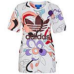 adidas Rita Ora T-Shirt Damen weiß / bunt