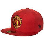 New Era 59FIFTY Manchester United Cap rot