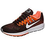 Nike Air Zoom Structure 20 Laufschuhe Herren schwarz / orange