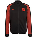Nike Manchester City Authentic N98 Track Trainingsjacke Herren schwarz / orange