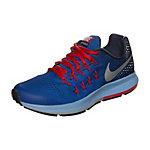 Nike Zoom Pegasus 33 Laufschuhe Kinder blau / silber / rot