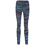 Nike Power Epic Lux Lauftights Damen schwarz / bunt