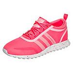 adidas Los Angeles Sneaker Damen rot / pink / weiß