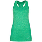 Nike Dri-FIT Knit Funktionstank Damen grün