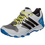 adidas Kanadia 7 GTX Trail Laufschuhe Herren hellgrau / blau