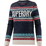 Superdry Strickpullover Damen navy