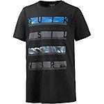 Quiksilver T-Shirt Jungen schwarz