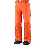 Zimtstern Zlender Snowboardhose Damen orange
