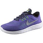 Nike Free Laufschuhe Kinder lila