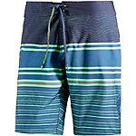 Volcom Lido Liney Boardshorts Herren blau/grün