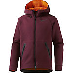 Nike Therma Funktionsjacke Herren bordeaux