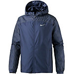 Nike Shield Flash Hooded Racer Laufjacke Herren blau