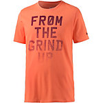 Nike Dri-Fit Funktionsshirt Herren orange