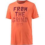 Nike Dri-Fit Funktionsshirt Herren orange