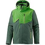 Ziener Trive Skijacke Herren dunkelgrün/grün