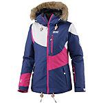 Picture Rover Snowboardjacke Damen blau/pink/weiß