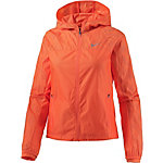 Nike Shield Flash Hooded Racer Laufjacke Damen orange