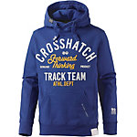 Crosshatch Sweatshirt Herren royal