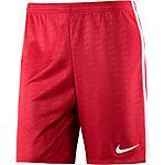Nike Academy Funktionsshorts Herren rot/weiß