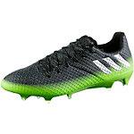 adidas MESSI 16.1 FG Fußballschuhe Herren schwarz/grün