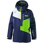 Picture Nova Snowboardjacke Herren blau/grün/weiß