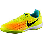 Nike JR MAGISTAX OPUS II IC Fußballschuhe Kinder gelb/schwarz