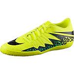 Nike HYPERVENOM PHELON II IC Fußballschuhe Herren gelb/schwarz