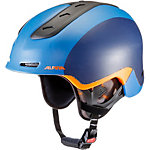 ALPINA SPINE Skihelm blau