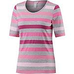 Joy Wenke T-Shirt Damen rosa/grau
