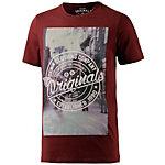 Jack & Jones T-Shirt Herren rot